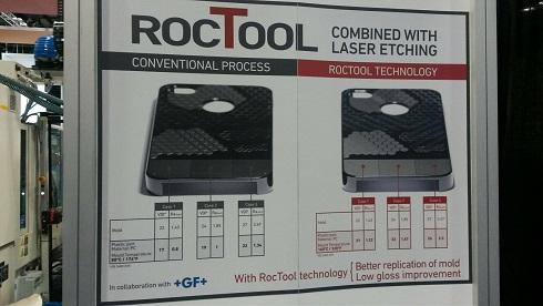 ROCTool Laser Etching