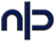 New Berlin Plastics retina logo