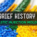 Plastic injection molding 2